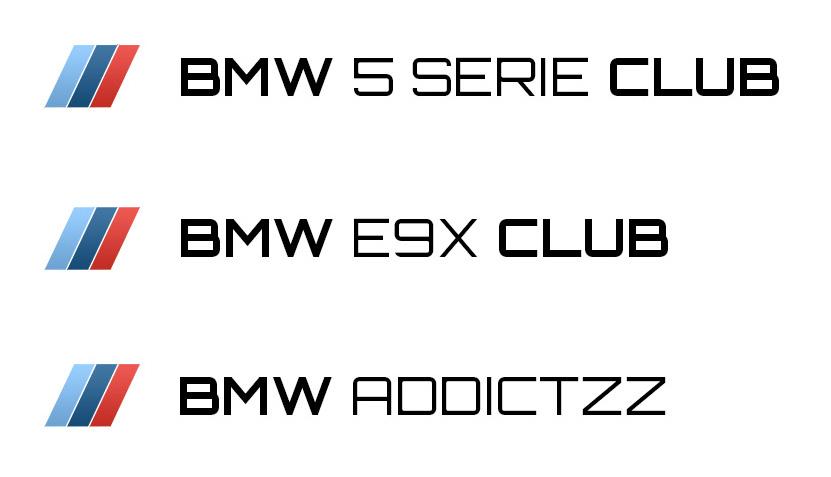 BMW Clubs NL: BMW 5 Serie Club, BMW E9X Club, BMW Addictzz